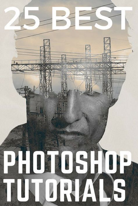 25 best photoshop tutorials - khóa học photoshop online
