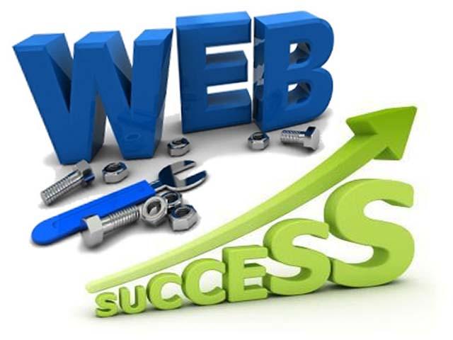 thiết kế website trong ngành thiết kế đồ họa