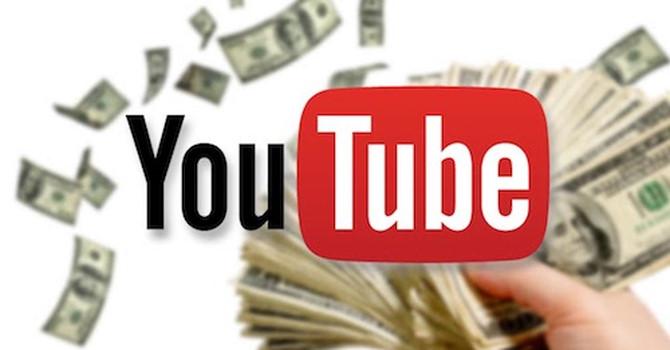 kiếm tiền youtube với ngành thiết kế đồ họa