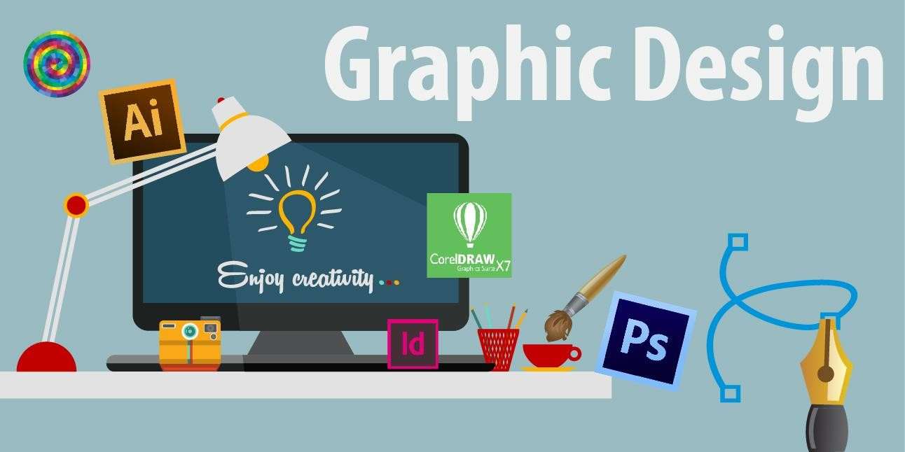 graphic Design - hoc thiet ke do hoa online