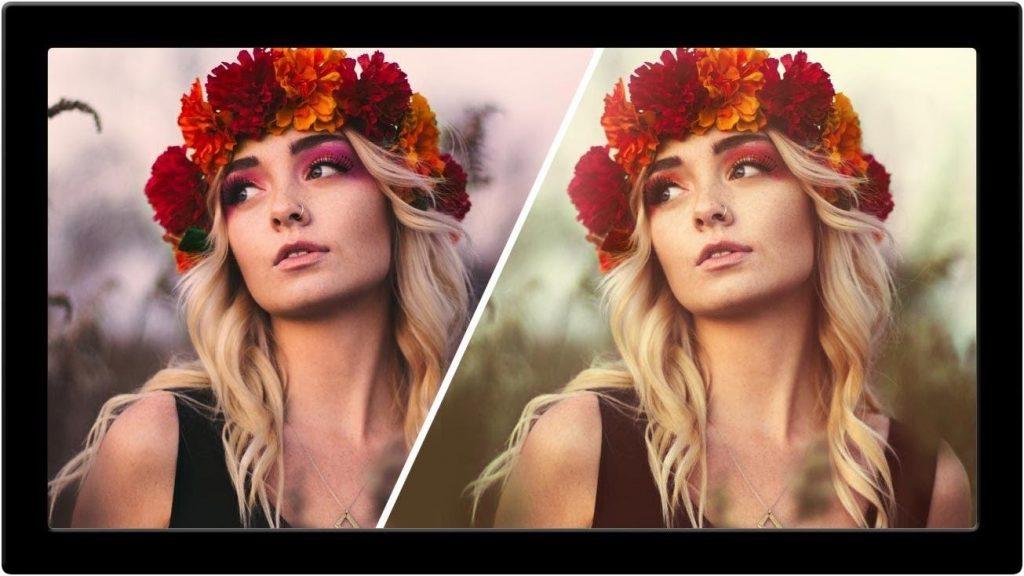 Màu Enhancing trong học photoshop cơ bản