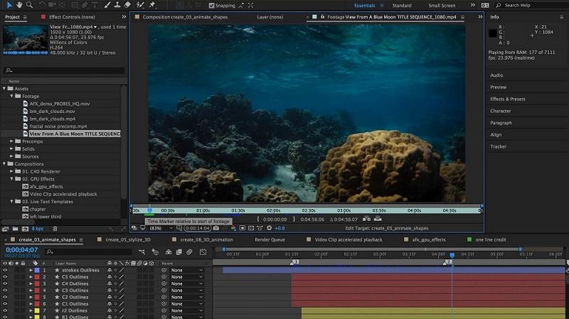 phần mềm làm video chuyên nghiệp6