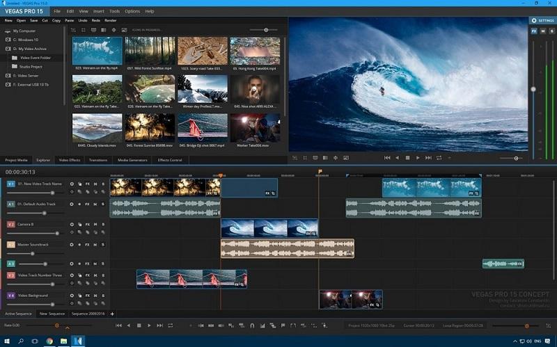 phần mềm làm video chuyên nghiệp2