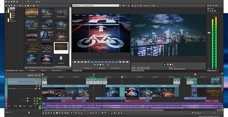 phần mềm làm video chuyên nghiệp3