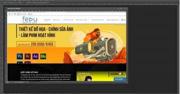 phần mềm photoshop cho máy tính
