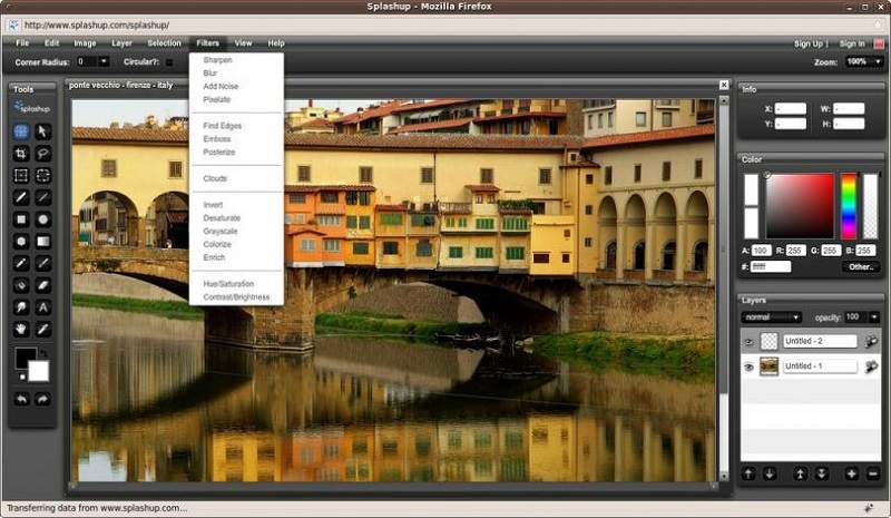 phần mềm photoshop online7
