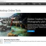 phần mềm photoshop online