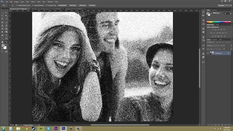 Phần mềm thiết kế Photoshop 1