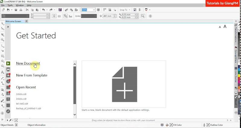 Phần mềm thiết kế Coreldraw1