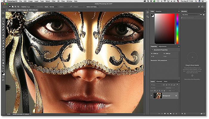 Cách sử dụng photoshop2
